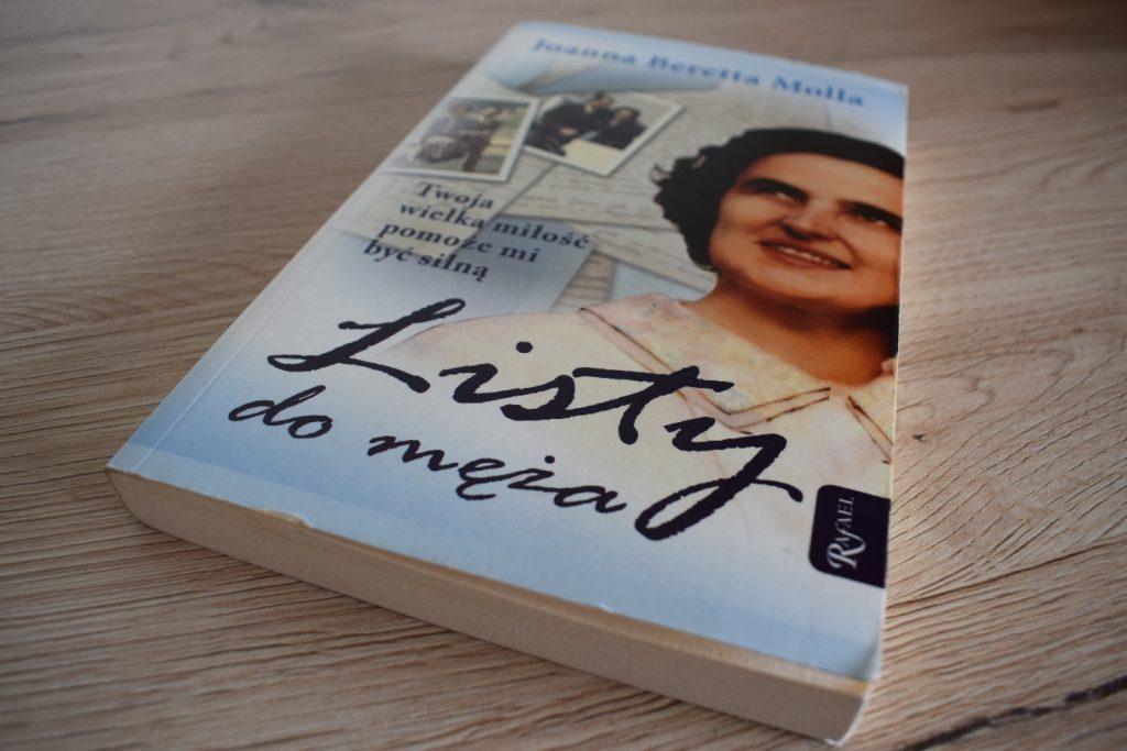 """Listy do męża"" - Joanna Beretta Molla"